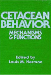 BOOK - Cetacean Behavior: Mechanisms and Functions