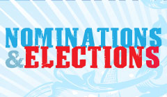 Nominations and Elections